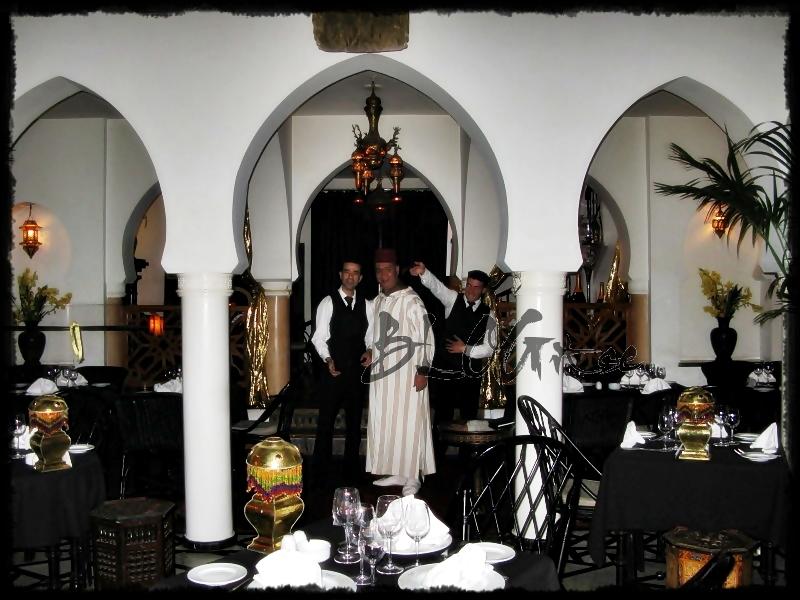 Rick S Cafe Casablanca Morocco