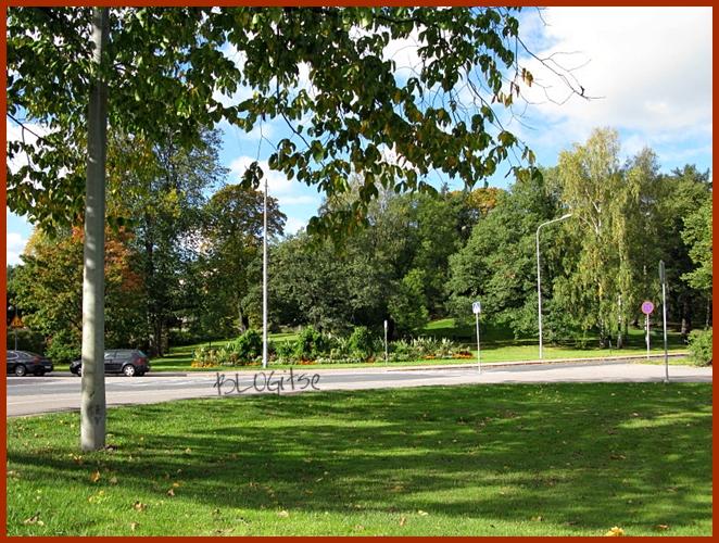 September in Helsinki, Finland by BLOGitse