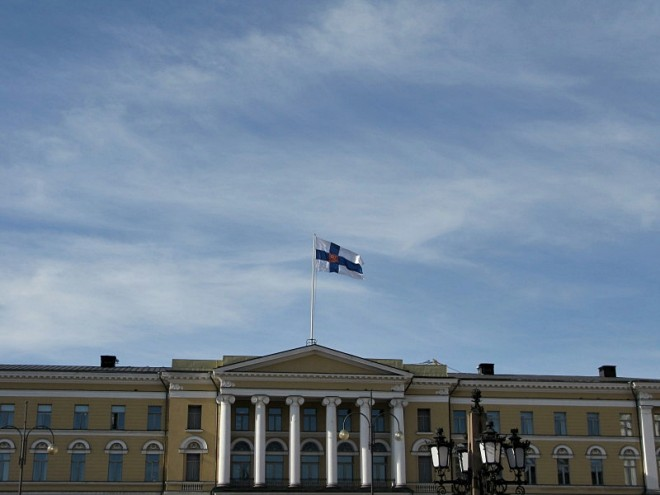 The Main Building of the University of Helsinki