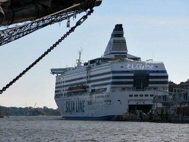 Silja Line Helsinki Finland