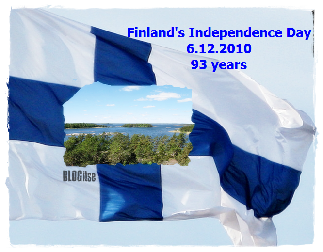 Blogitse » Blog Archive » 93rd Independence Day – Happy birthday Finland!