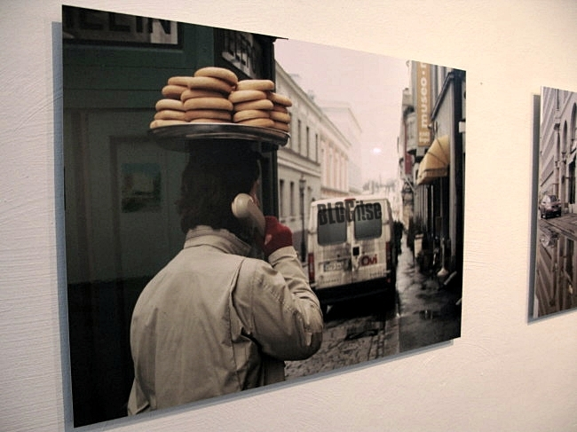 Ahmet Ogut Simit seller 2008, shot by BLOGitse