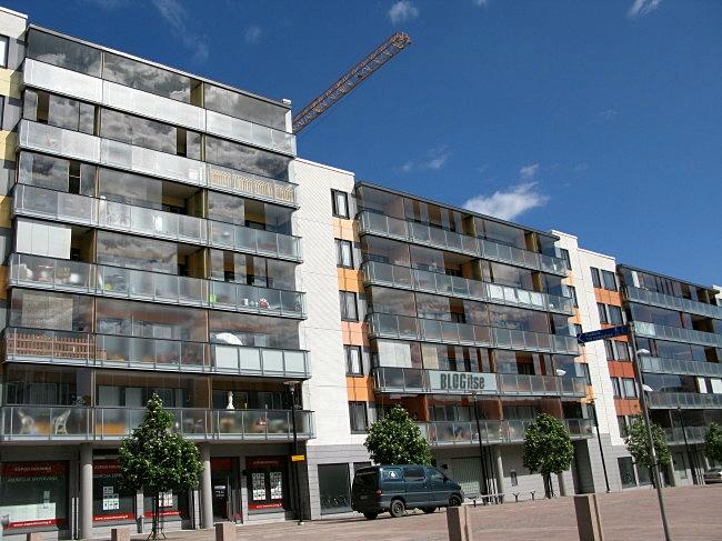 Espoo housing by BLOGitse