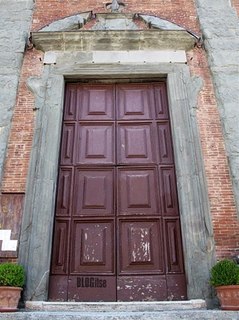 La Collegiata di san Michele Arcangelo, Lucignano, Italy by BLOGitse