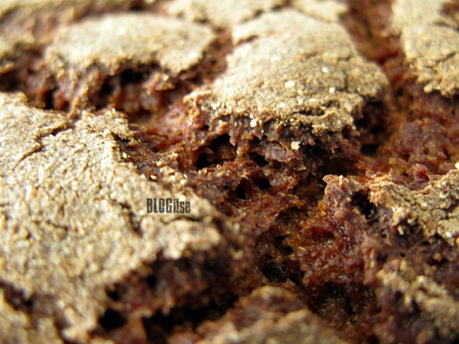 macro week #30 'food' rye bread by BLOGitse