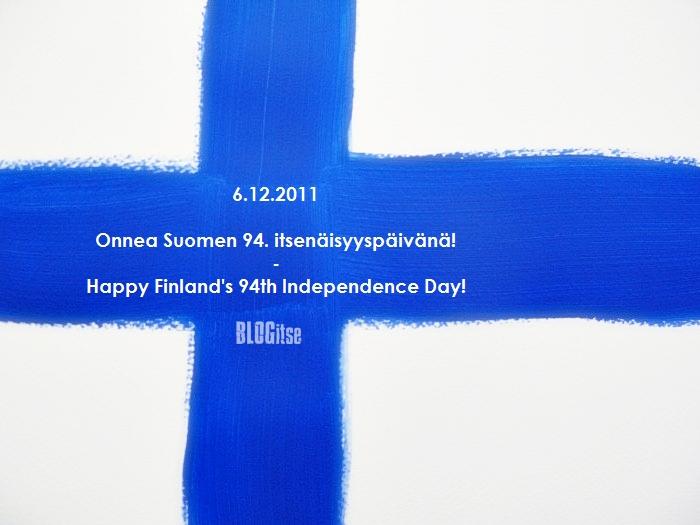 6.12.2011 Finland's 94th Independence Day 94. itsenäisyyspäivä by BLOGitse