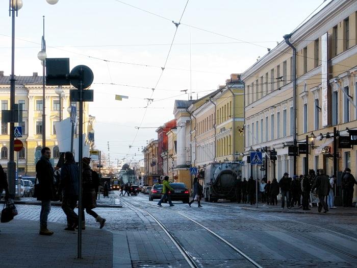Aleksanterinkatu Helsinki by BLOGitse