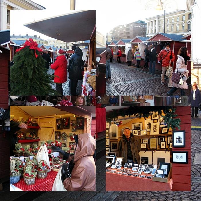 St Thomas Christmas Market Senaatintori Helsinki by BLOGitse
