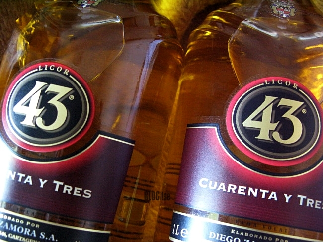 43 licor from Spain by BLOGitse