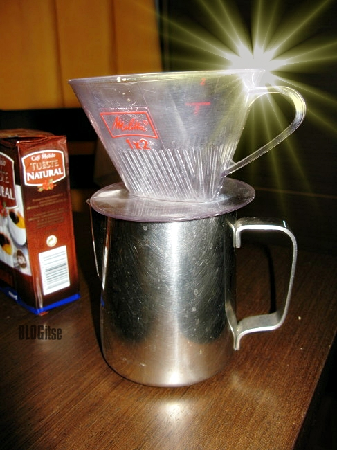 this is called a coffee maker by our hotel! pic by BLOGitse