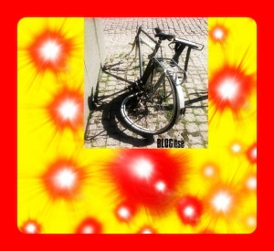 digital fun challenge #28 'bike' by BLOGitse