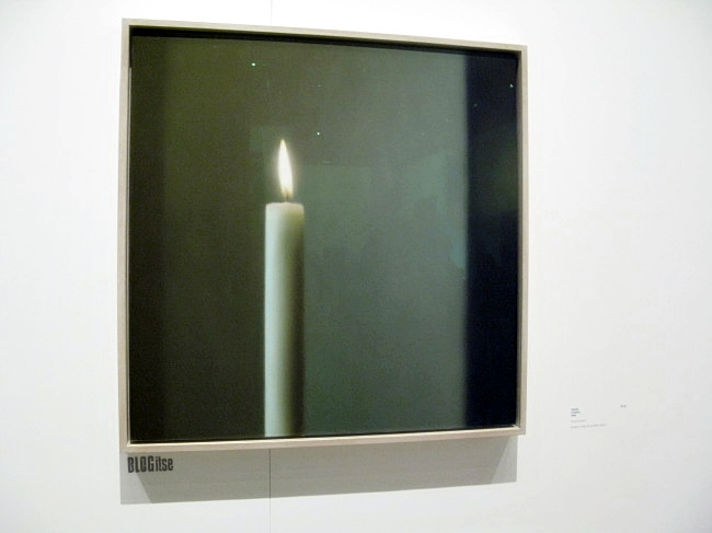 Richter's Candle by BLOGitse