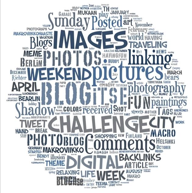 digital fun challenge #41 'cloud' by BLOGitse