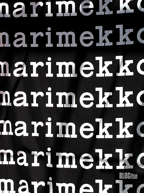 Marimekko made in Finland. Shot by BLOGitse