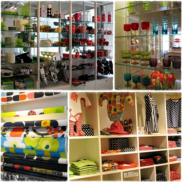 Marimekko products by BLOGitse