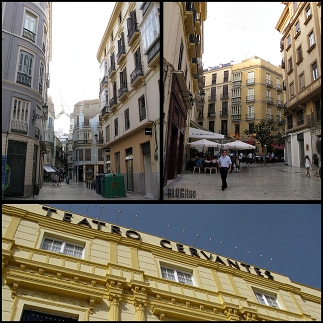 Teatro Cervantes and other buildings by BLOGitse