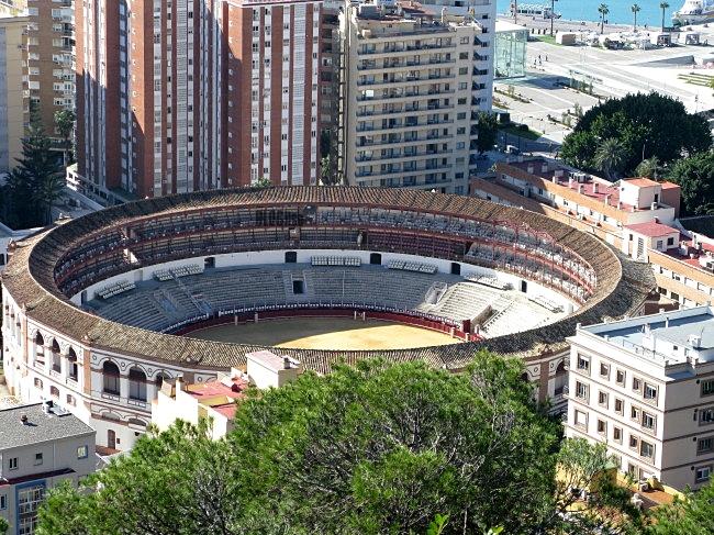 2_plaza de toros Málaga, España by BLOGitse