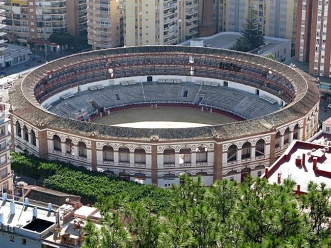 4_plaza de toros Málaga, España by BLOGitse