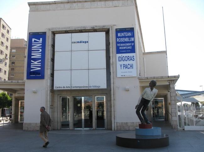 CAC Málaga  Centro de Arte Contemporáneo by BLOGitse