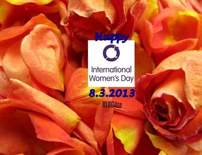 IWD 2013 by BLOGitse