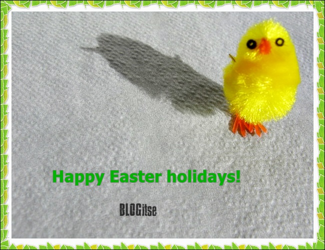happy easter holiday by BLOGitse