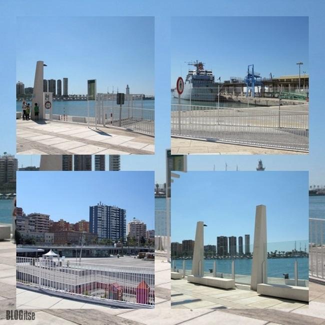 paseo maritimo Málaga, España #2 by BLOGitse