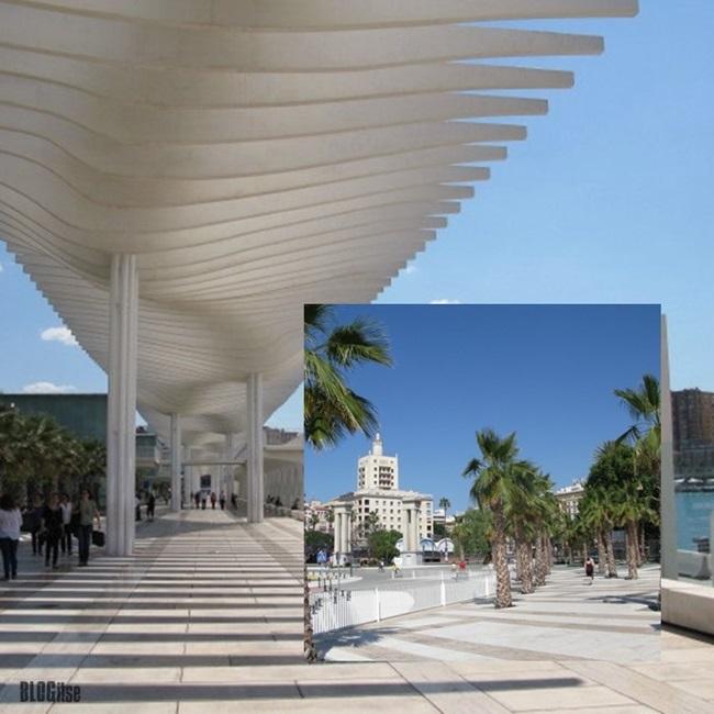 paseo maritimo Málaga, España #3 by BLOGitse
