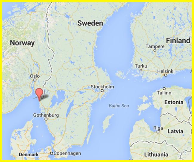 Gullbringa, Sweden
