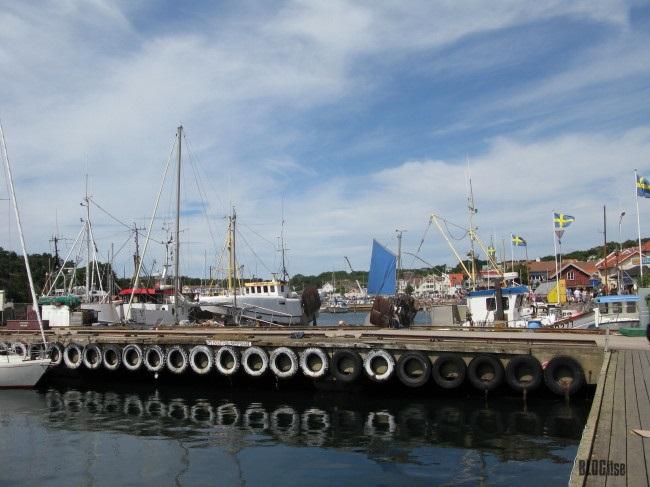 Grebbestad Sweden by BLOGitse