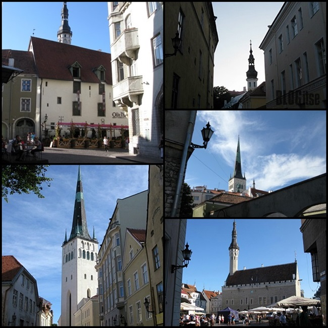 Tallinn Estonia by BLOGitse