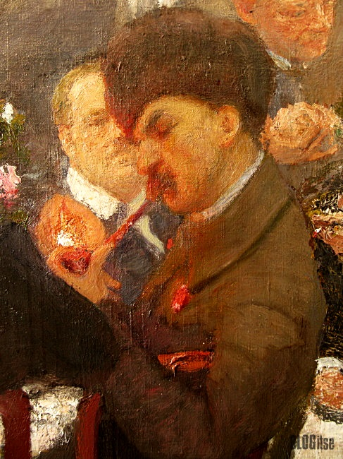 detail of Repin's painting by BLOGitse