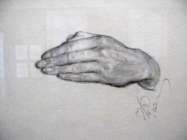hand by Repin by BLOGitse