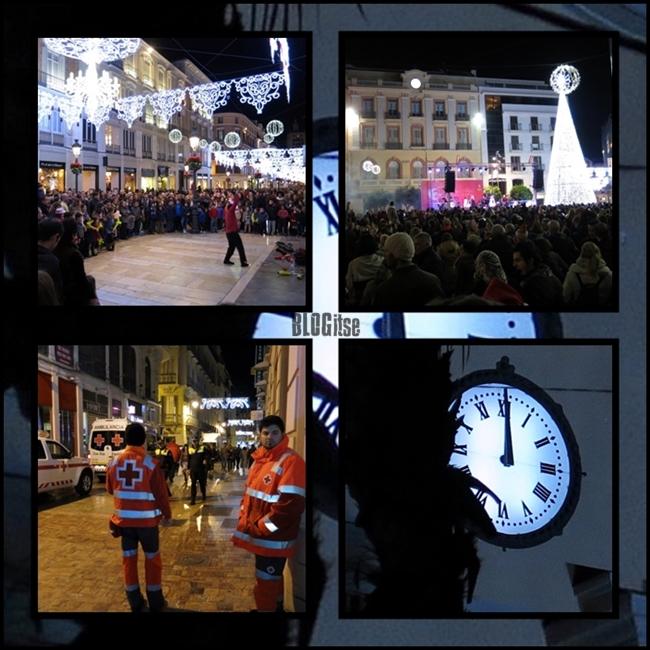 still old year 2013 in Malaga city by BLOGitse