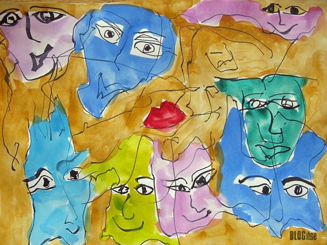 #26 faces29 Sep 2014 by BLOGitse