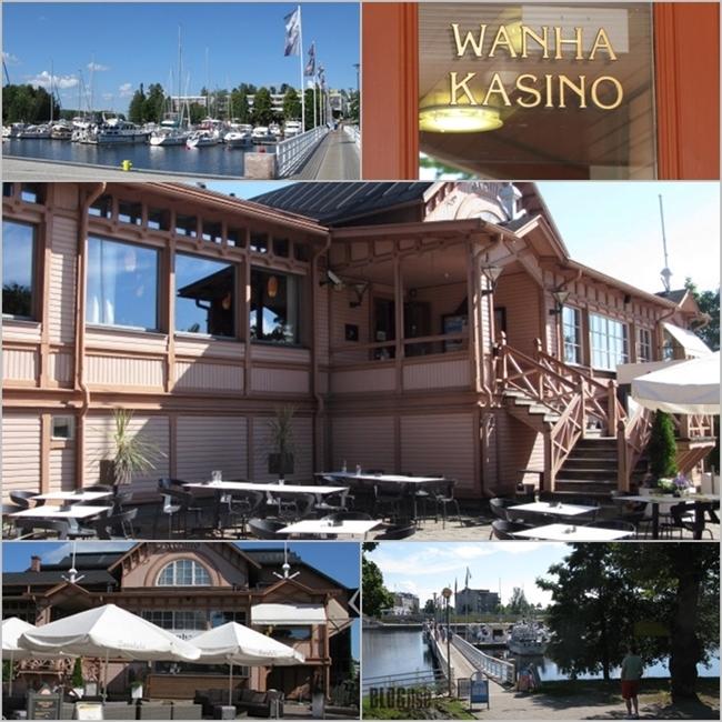 Wanha Kasino, Savonlinna, Finland by BLOGitse
