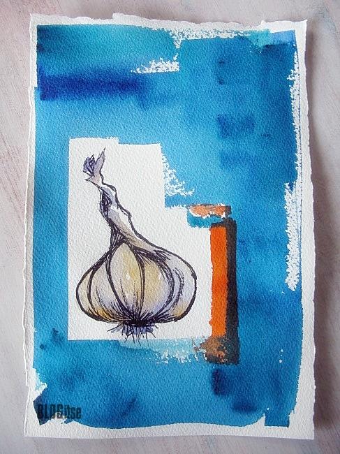 garlic by BLOGitse