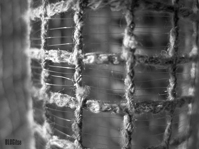 geometric curtain by BLOGitse