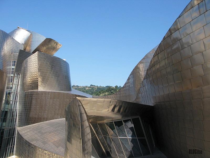 guggenheim Bilbao Spain by BLOGitse