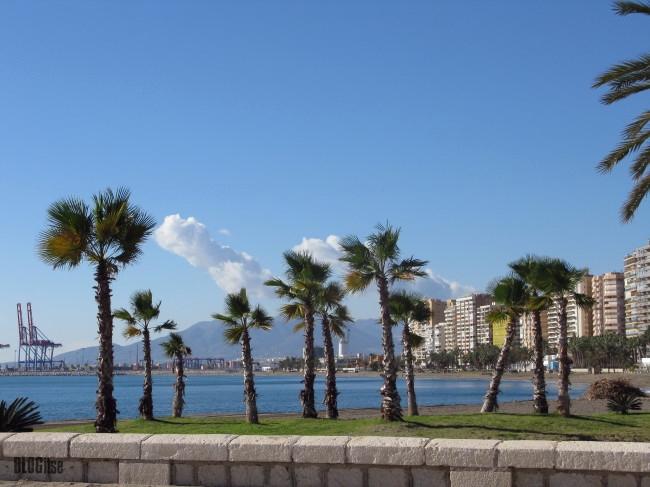 December 2014 Málaga, España by BLOGitse