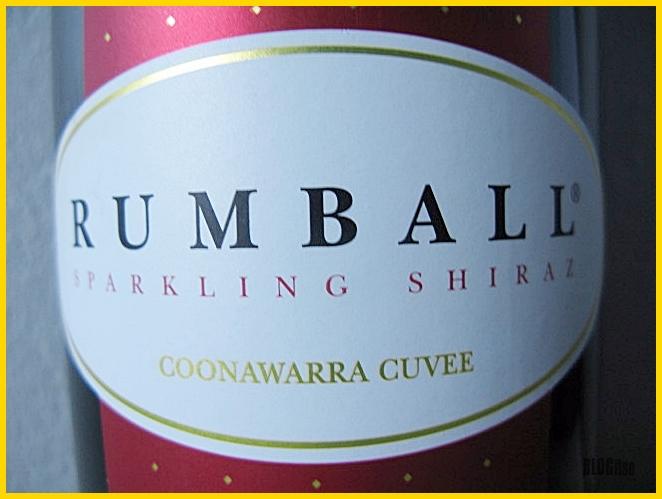 Rumball Sparkling Shiraz