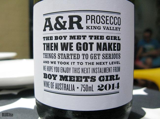 Australian prosecco by BLOGitse