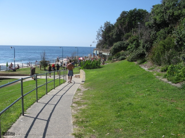 Bronte beach_2 Sydney by BLOGitse
