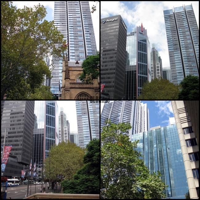 Sydney city center 2 by BLOGitse