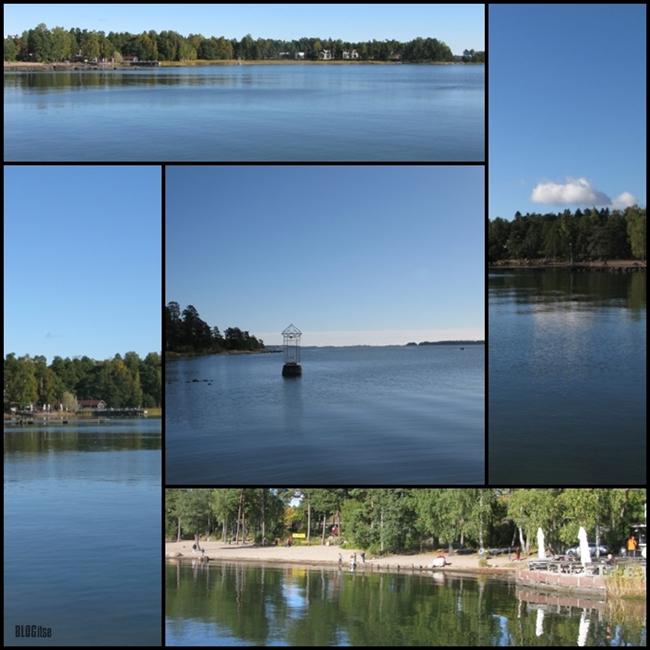 Matinkylä beach Espoo Finland by BLOGitse