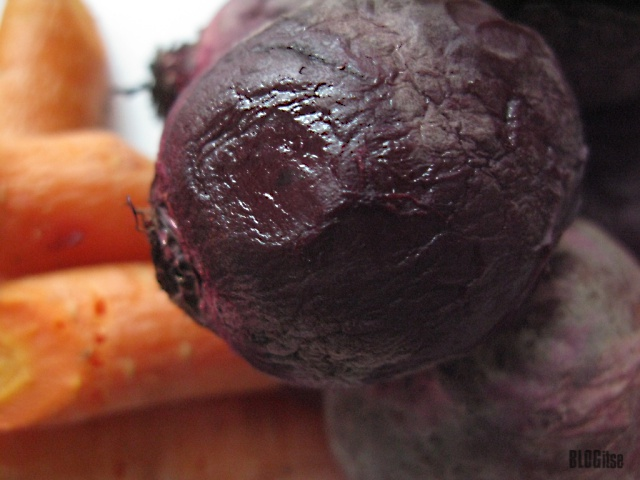 beetroot and carrots by BLOGitse