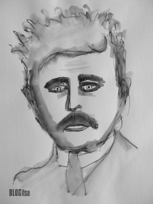 Jean Sibelius by BLOGitse