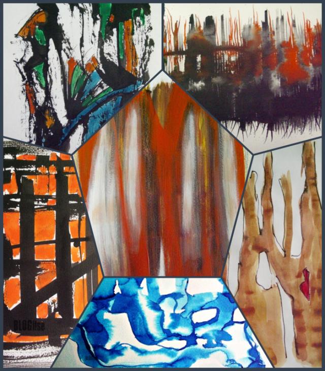 teemataide maaliskuu 2016 theme art by BLOGitse