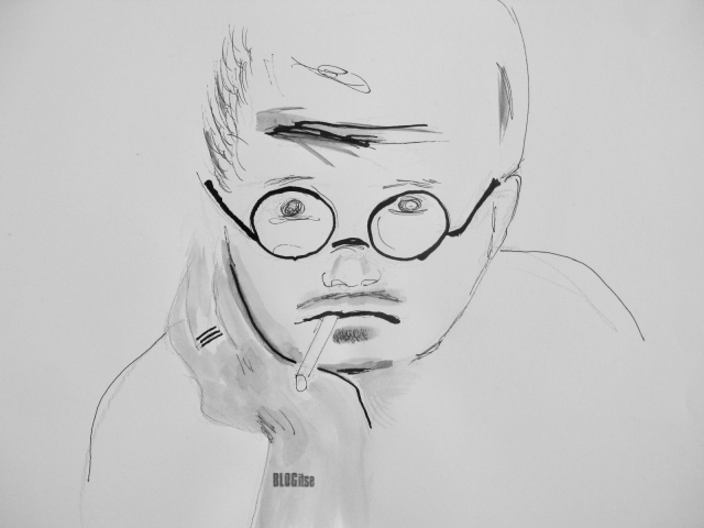 faces29 Feb 2017 #10 David Hockney by BLOGitse