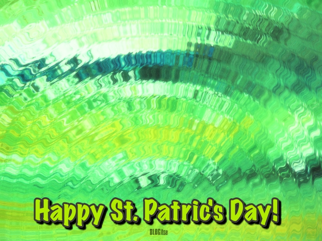 Happy St. Patric's Day 2017!